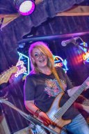 Marina Barrett - Bass Guitar, Vocals